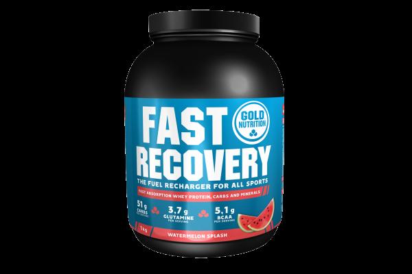 GoldNutrition Fast Recovery Drink MHD 01.02.2022 Watermelon Wassermelone