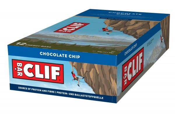 Clif Bar Riegel MHD 25.06.2021 Chocolate Chip