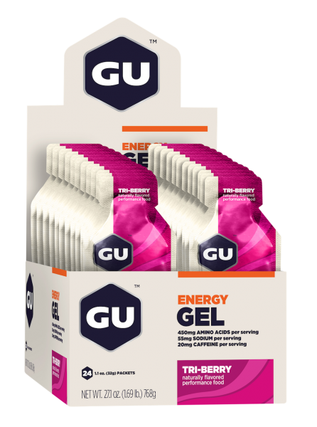 Energy Gel 24er Box MHD bis Ende Januar 2019
