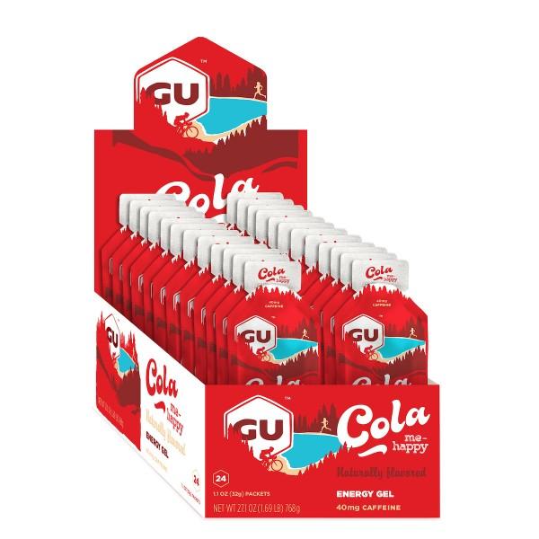 GU Energy Gel MHD 01.09.2021 Cola me happy