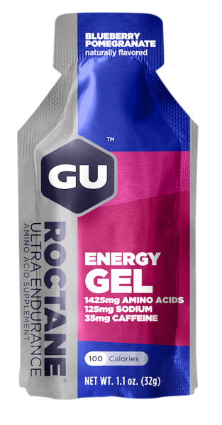 ROCTANE Energy Gel MHD 31.03.2020 Blueberry Pomegranate Heidelbeere Granatapfel
