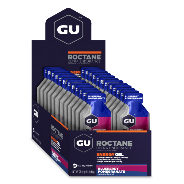 ROCTANE Energy Gel MHD 30.11.2019 Blueberry Pomegranate Heidelbeere Granatapfel