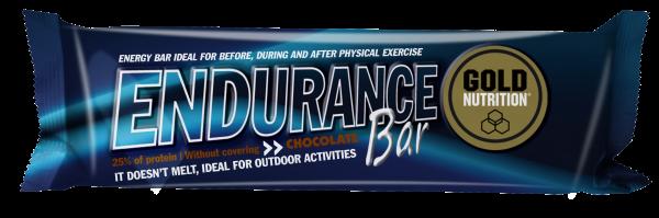 GoldNutrition Endurance Bar Ausdauer Riegel MHD 30.06.2020 Chocolate