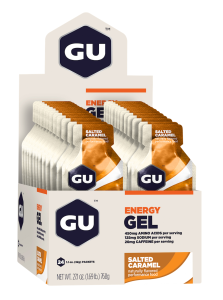 Energy Gel MHD 31.12.2019 Salted Caramel Salziges Karamell
