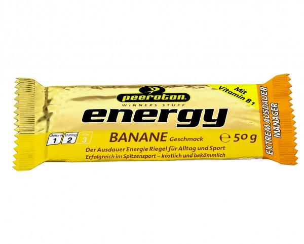 peeroton Energy Riegel 20-er MHD 01.02.2021 Banane