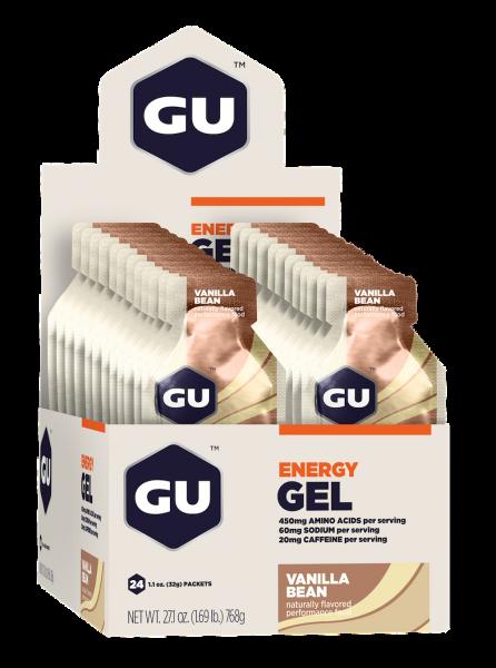 Energy Gel MHD 31.12.2019 Vanilla Bean Vanille