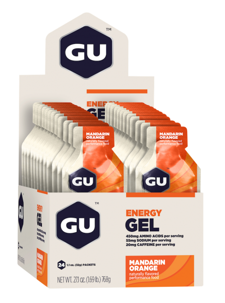 Energy Gel MHD 31.12.2019 Mandarin Orange