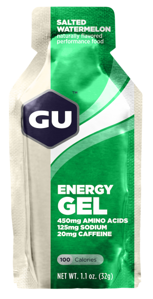 Energy Gel MHD 31.12.2019 Salted Watermelon Salzige Wassermelone
