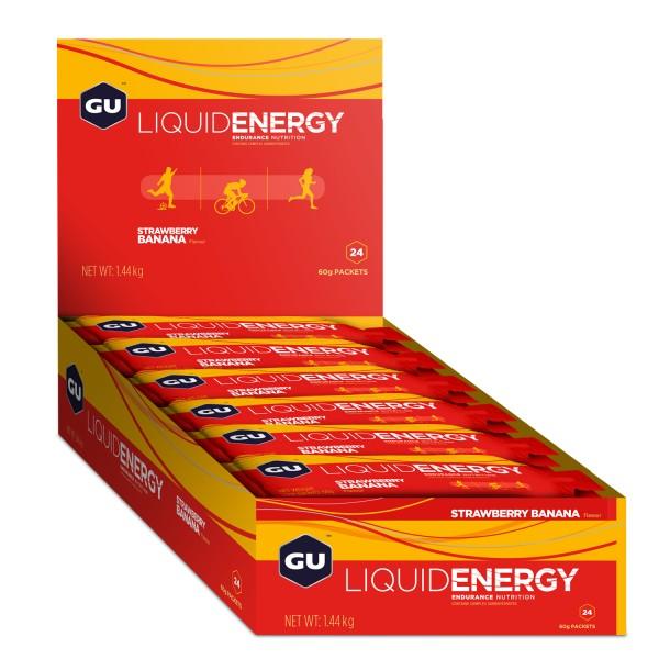 Liquid Energy Gel BOX 24 Gels
