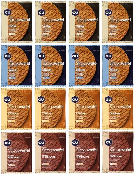 Energy Stroopwafel Gelwaffel 16-er Mixpaket