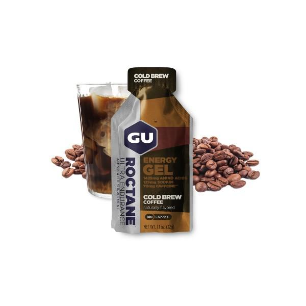 ROCTANE Energy Gel MHD 31.05.2020 Cold Brew Coffee Eiskaffee