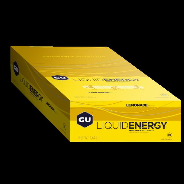 Liquid Energy Gel