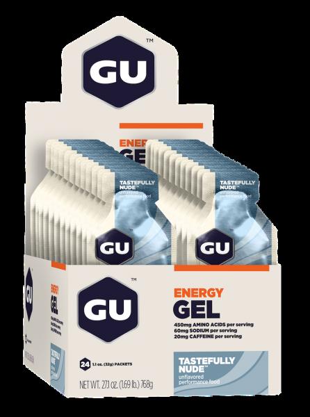 GU Energy Gel MHD 01.10.2021 Tastefully Nude Ohne Geschmack