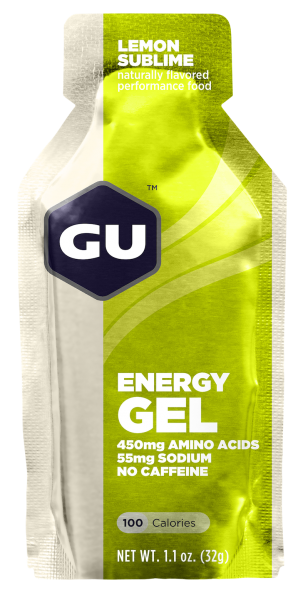 Energy Gel MHD 31.12.2019 Lemon Sublime Zitrone Limette