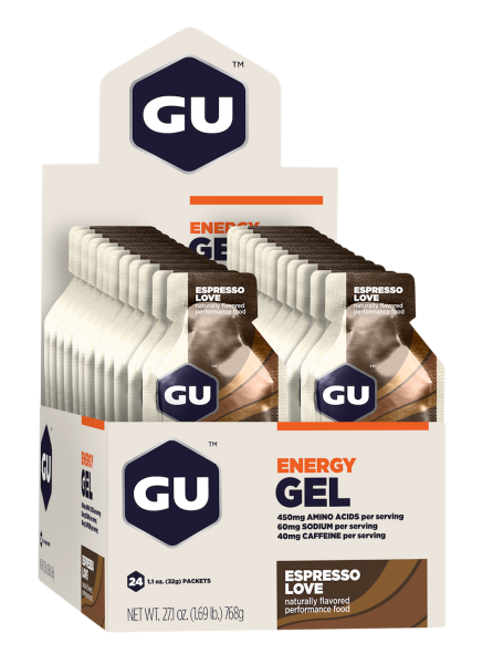 Energy Gel MHD 31.12.2019 Espresso Love Kaffee