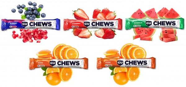 Energy Chews 5 Tüten zu je 54g