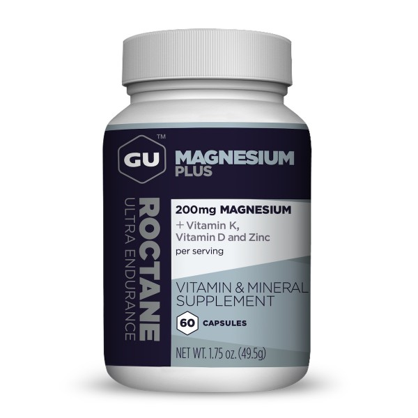 Magnesium Plus Kapseln 60 Stück