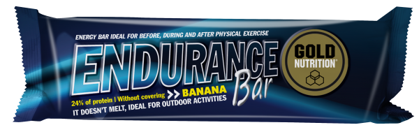 GoldNutrition Endurance Bar Ausdauer Riegel MHD 30.06.2020 Banana
