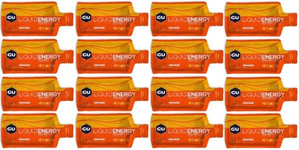GU Liquid 144 Stück MHD 24.11.2020 Orange